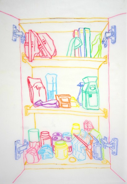 Flat 3 / Cupboard