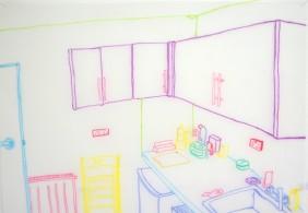 Flat 3 / Kitchen