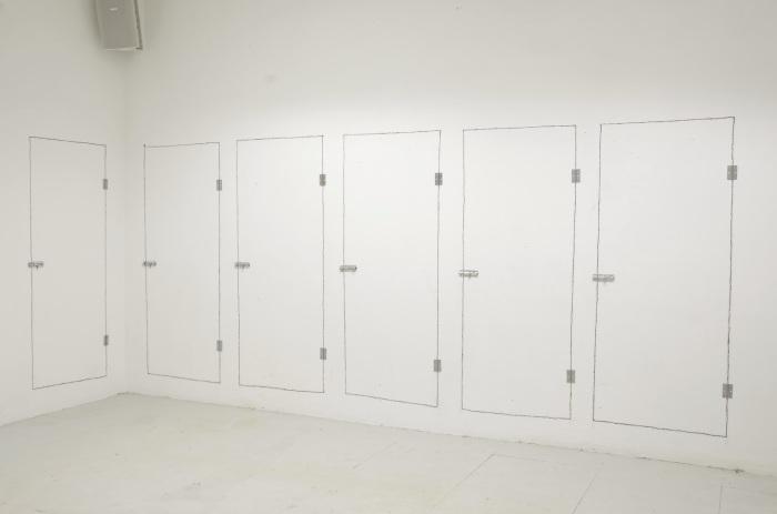 Toilet Door(s) 001